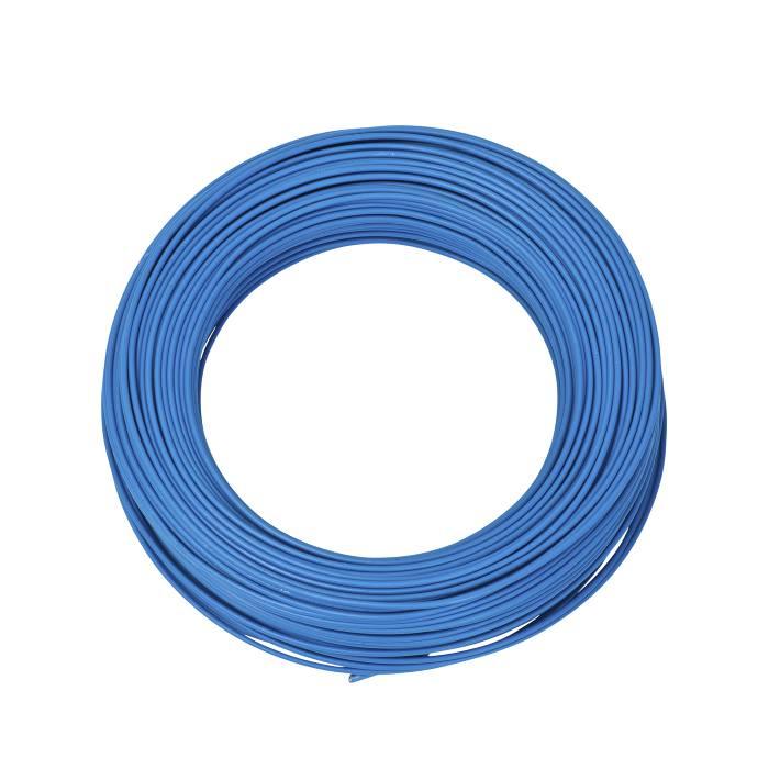 Installationskabel blå 1 x 1,5 mm² 100 m