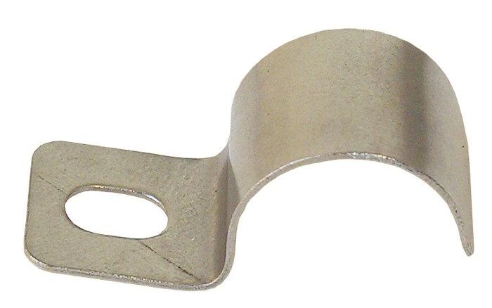 Kabelklammer 9 mm enkel
