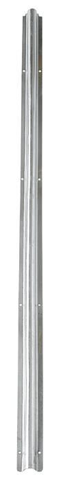Dækskinne til kabel med diameter på 14 mm