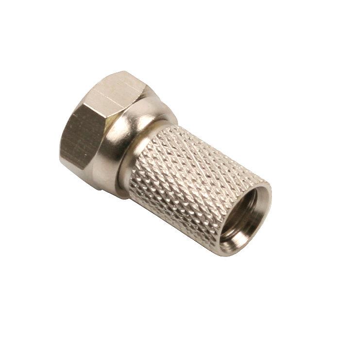 F-connector stik