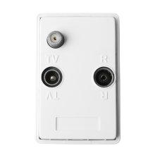 Alvorlig Antennestik, f connectors og antenneudtag til fast lav pris | jem VE24