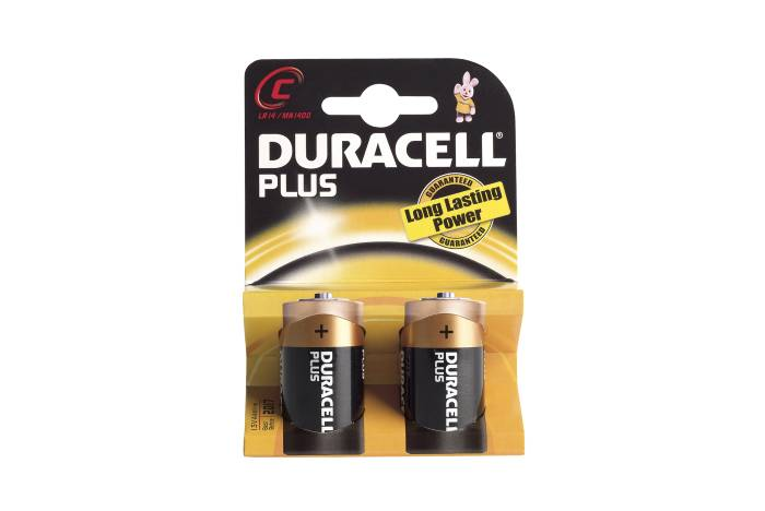 Batteri C Duracell