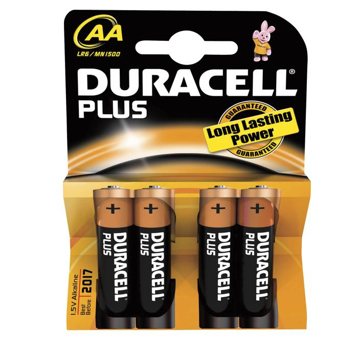 Batteri AA Duracell