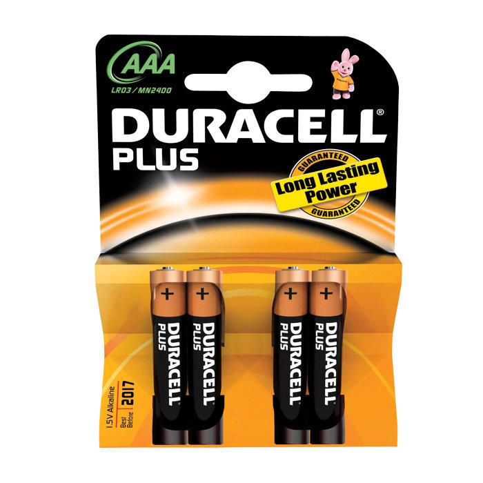 Batteri AAA Duracell