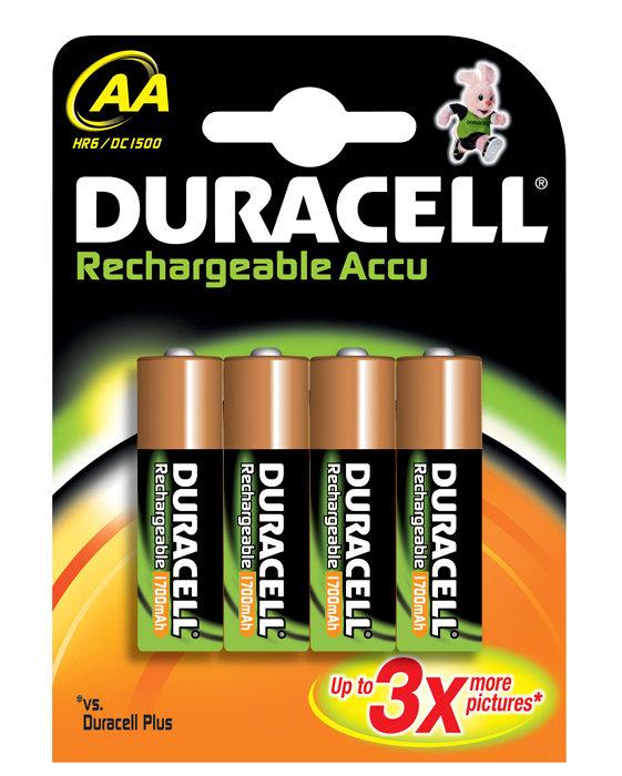 Batteri AA Laddbart