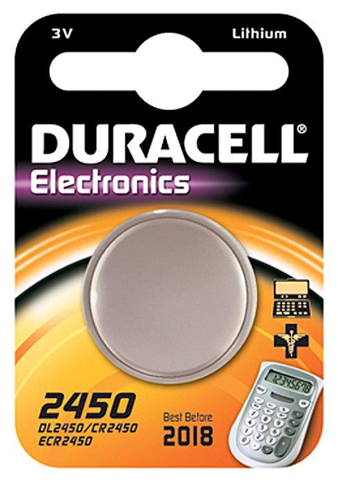 Batteri CR 2450 Duracell