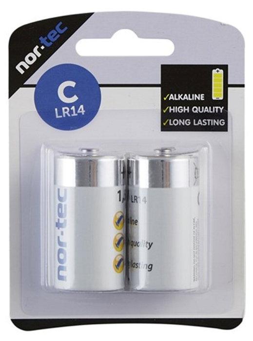 Batteri C/LR14