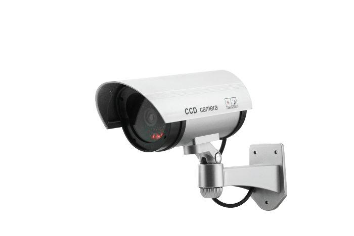 Övervakningskamera attrapp