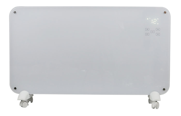 Radiator elektronisk 1000W med WIFI
