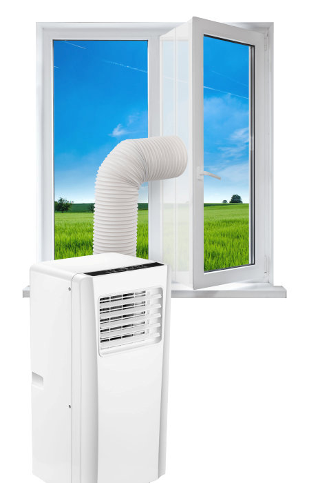 Fönsterkit till AC