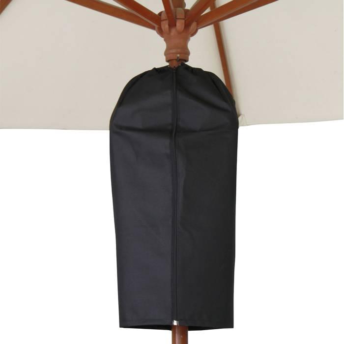 Cover til terrassevarmer på parasol