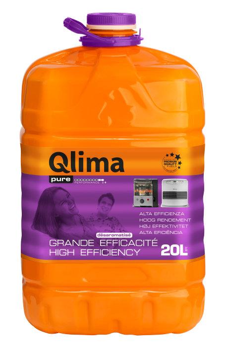 Qlima Pure brændstof - 20 liter