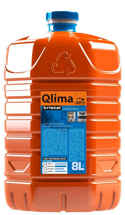 Qlima Kristal brændstof - 8 liter