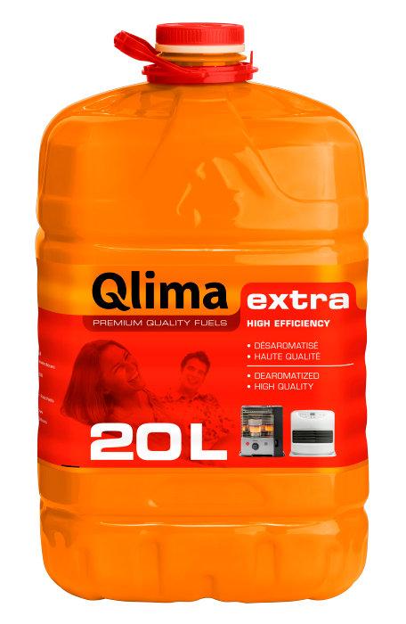 Qlima Ekstra brændstof - 20 liter