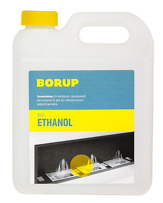 Bioethanol - 2,5 liter