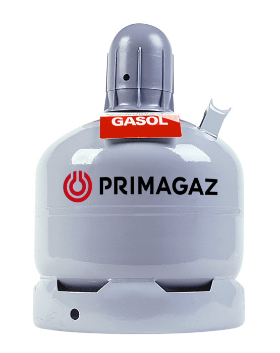 Gasolflaska P6