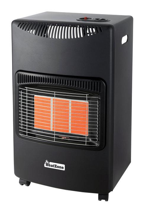 Gasvarmeovn 4,2 kW infrarød
