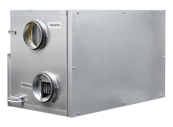AIRVEKS 250-4 EC boligventilation med varmegenvinding