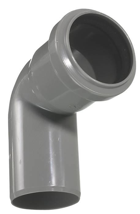 PP bøjning 40 mm X 87 gr GRÅ