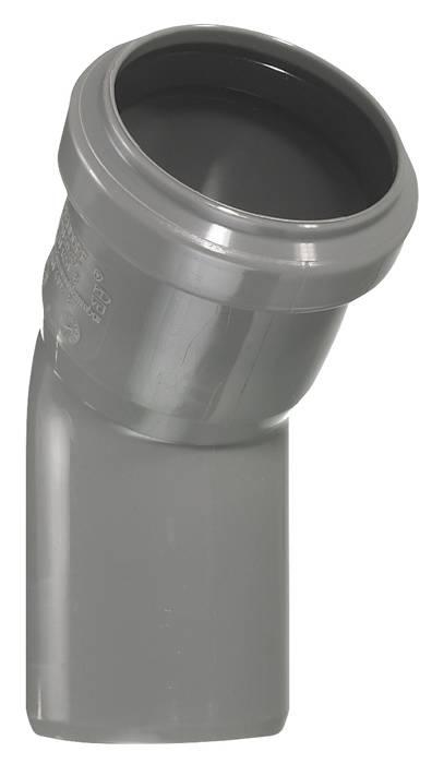 PP bøjning 40 mm X 45 gr GRÅ