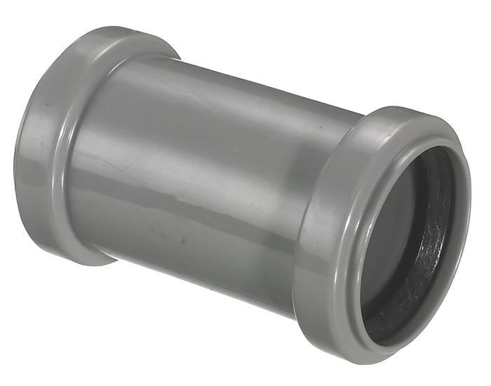 PP skydemuffe 75 mm