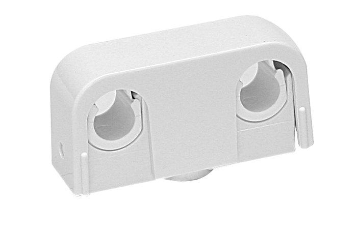 Rörklämma 8-15 mm Dubbel
