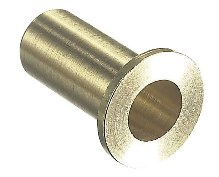 Støttebøsning til 15 mm pex rør