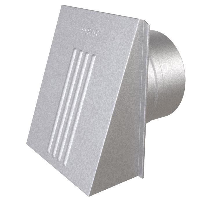 Ventilatorkåpa 125 mm Flexit