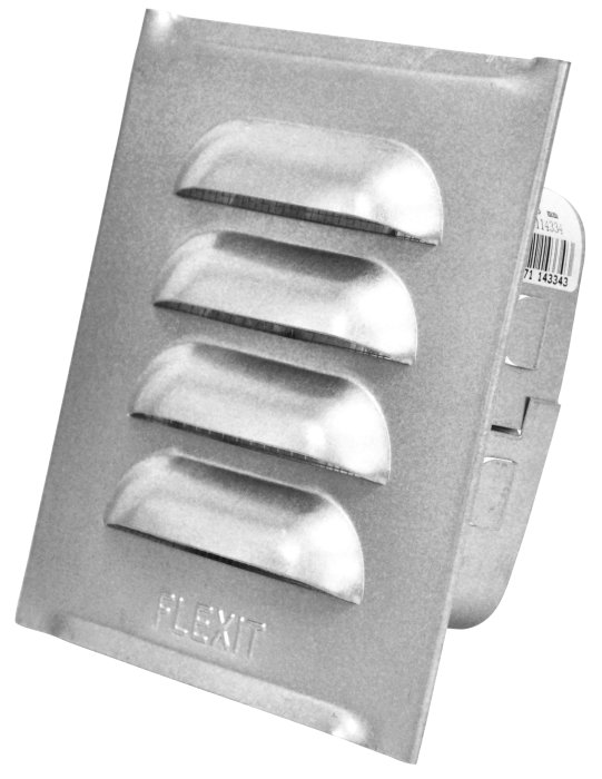 Ventilgaller 125x 125mm Flexit