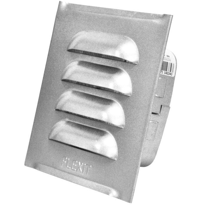 Ventilgaller 150 x 150 mm Flexit