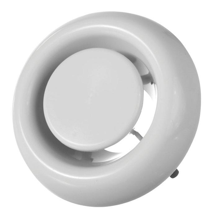 Ventil Till-/Frånluft 125 mm