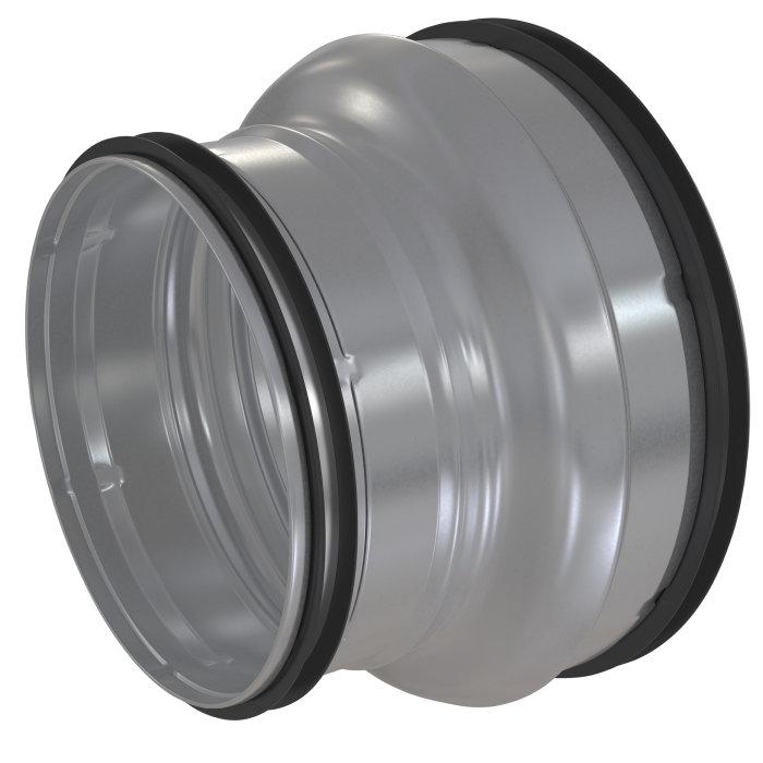 Reduktion 125-100 mm Flexit