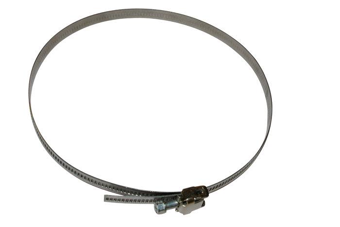 Spændebånd til flexslange Ø60-170 mm