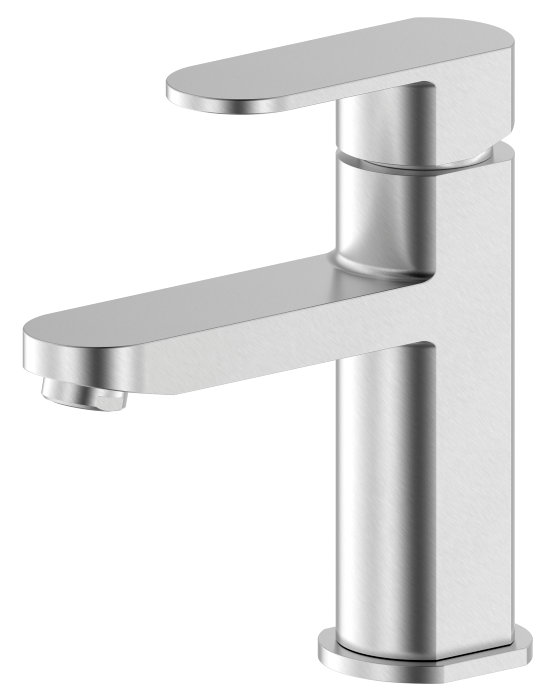 Håndvaskarmatur rustfrit stål - Pacific Corvet H1