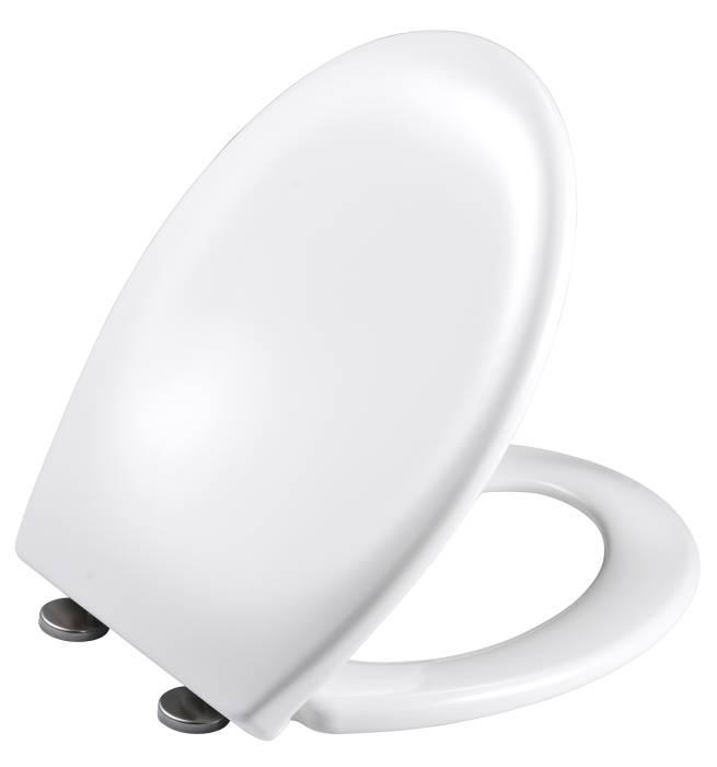 Universal toiletsæde hvid