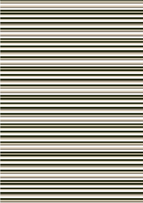 Dusjforheng Stripes - Geyser