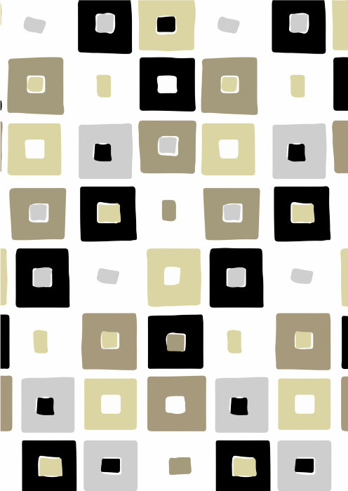 Dusjforheng Square Pots - Geyser