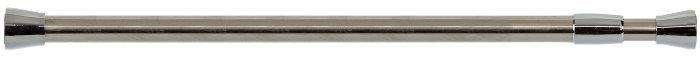 Forhængsstang stål 110-200 cm Ø22 mm - Geyser
