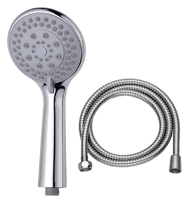 Brusesæt m/håndbruser Ø100 mm - REN