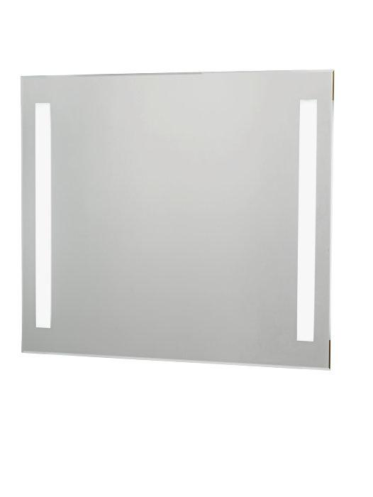spejl med lys jem og fix Spejl med LED lys 80 x 70 cm   BathZone | jem & fix spejl med lys jem og fix