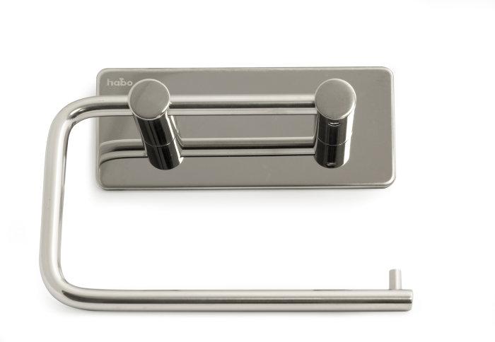 Toalettpappershållare Rostfritt stålHabo