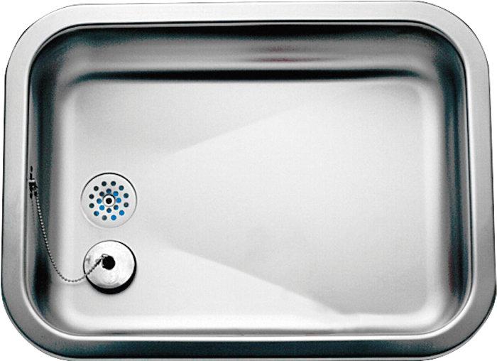 Stålvask m/ prop