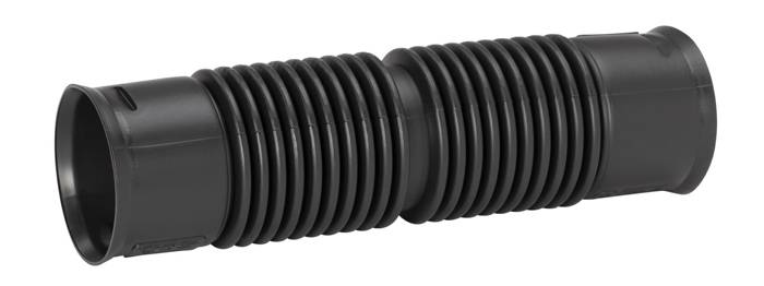 Flexböj. Ø 110 mm.