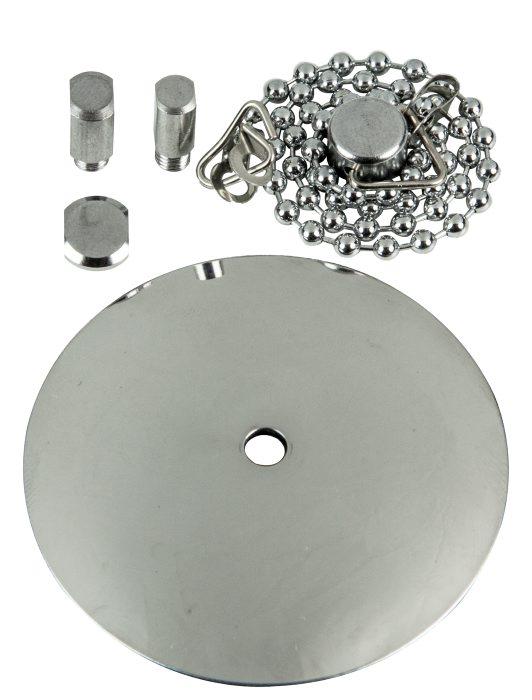 Multiprop t/køkkenvask 6 og 7,5 mm tap