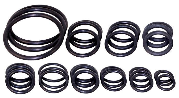 O-ring sæt - 30 stk