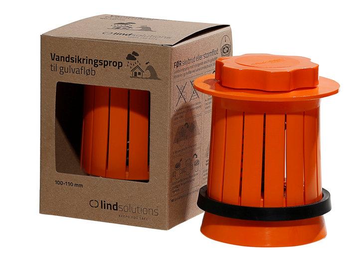 Vandsikringsprop - Lind Solutions