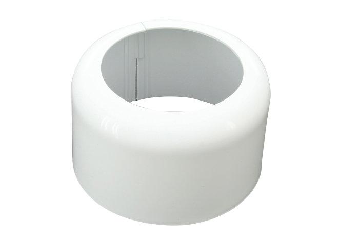 Muffeskjuler hvit 100.