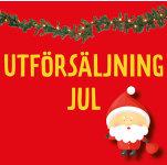 Utförsäljning Julartiklar