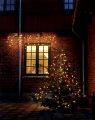 Julebelysning utendørs