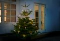 Utendørs juletrekjeder